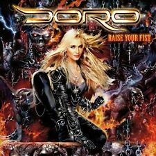 Doro - Raise Your Fist (2012) - New - Compact Disc