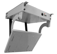 CE Remote 32,42,46,55,60 inch LCD TV Ceiling Lift Hanger Electric Turner Bracket