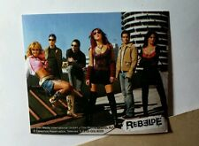 REBELDE RBD GROUP CAST ON ROOF ROOFTOP BOOTS SUNGLASSES  TV #8 STICKER