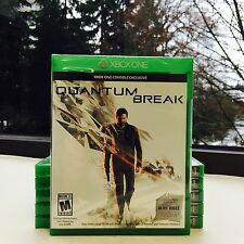 Quantum Break (Microsoft Xbox One, 2016)