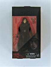 HASBRO STAR WARS THE BLACK SERIES 6-INCH KYLO REN ( NO MASK)