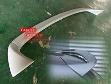 Unpainted BMW 04~11 E81 E87 1-series hatchback 3Door 5Door AC type roof spoiler◎