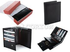 MENS WALLET ITALIAN LEATHER HIGH QUALITY LUXURY  Rocca MEN WALLETS