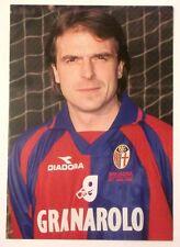 Cartolina Bologna Calcio 1999-2000 Giovanni Piacentini