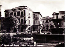 CARTOLINA - BENEVENTO - SAN GIORGIO DEL SANNIO 2538 - PIAZZA PRINCIPE DI PIEMONT