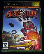 FLATOUT 1 XBOX  (patch X360) Versione Ufficiale Italiana ○○○○○ NUOVO SIGILLATO
