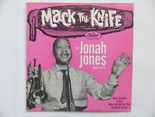 JONAH JONES QUARTETTE Mack the knife EAP 1 20035