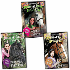 Stacy Gregg 2 Books In 1 Pony Club Secrets 3 Books Collection Set New PB