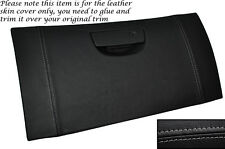 GREY STITCH GLOVE BOX LID LEATHER SKIN COVER FITS CHRYSLER 300C CRD 2006-2011