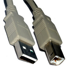 5m HQ USB 2.0 Hi-Speed PRINTER Cable/Lead A to B Epson