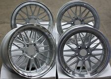 "18""ALLOY WHEELS FITS BMW 1 3 SERIES LM  X1 X3 F20 F21 E90 E92 E93 E85 E86 E89"