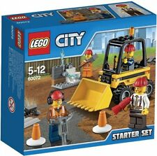 LEGO City Set 60072 / city Demolizione Esperti Starter Set