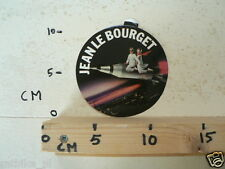 STICKER,DECAL JEAN LE BOURGET RAKET ROCKET