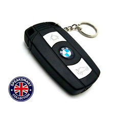 BMW Lighter Car Key Design Cigarette Lighter Jet Flame Refillable with Torch