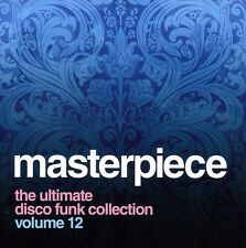 Various Artists - Masterpiece: Ultimate Disco Funk Collection 12 [New CD]