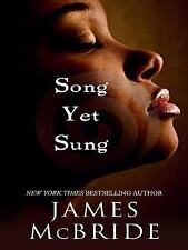 Song Yet Sung (Wheeler Hardcover)