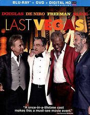 LAST VEGAS (Blu-ray/DVD, 2014, 2-Disc Set) BRAND NEW EXCELLENT MOVIE!!!!!!!!!!!!