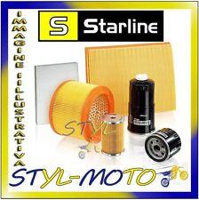 FILTRO OLIO OIL FILTER STARLINE SFOF0189 RENAULT CLIO 2A SERIE 1.2 D7FG7 1998
