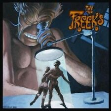 The FREEKS-the FREEKS CD alternative rock NEUF