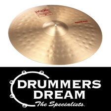 """Paiste 2002 Series 22"""" Power Ride Cymbal Amazing deal Save off RRP$739"""