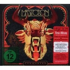 "MASTODON ""THE HUNTER (DELUXE EDITION)"" CD + DVD NEW+"