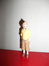 (15.3.22.12) Figurine Tintin LU figure 7cm Hergé