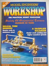 Model Engineers Workshop. The Practical Hobby Magazine. No. 55 24.12.98-18.02.99