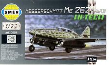 MESSERSCHMITT Me 262 B-1A/U1 NIGHT FIGHTER (LUFTWAFFE MKGS) 1/72 SMER HI-TECH