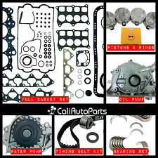 96-01 Acura Integra GSR 1.8 B18C1 DOHC 16V Master Overhaul Engine Rebuild Kit
