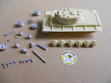 VEHICULE MILITAIRE SOLIDO STRETTON MODELS UK KIT CHAR RUSSE KV1 VERY VERY RARE