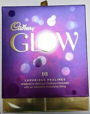Happy Diwali :: Cadbury Glow :: 16 Pralines :: 160 GM :: Chocolate :: Glow