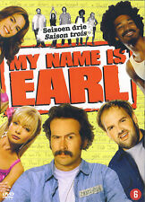 My Name is Earl : Season 3 (4 DVD)
