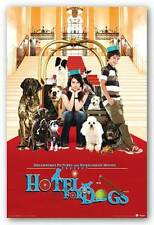 ART PRINT POSTER Hotel For Dogs Cast