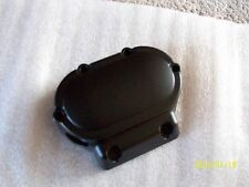 Harley transmission cover--99-06-- 5 speed--matte black powder coat