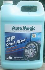 TIRE DRESSING XP COOL BLUE by Auto Magic, Highly durable water-based, 1 GaL