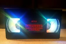 Retro VHS Night Light Lamp STRANGER THINGS Order any film Gift Man Cave