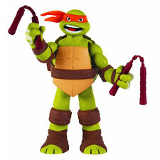 TEENAGE MUTANT NINJA TURTLES POWER SOUND FX MICHAELANGELO ACTION FIGURE 2013