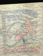 FREE WHEELIN' vintage 70s iron on t shirt transfer full size
