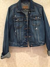 Girls Large Hollister Jacket