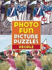 Photo Fun Picture Puzzles: People-ExLibrary