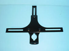 1932 Ford front license plate bracket painted black