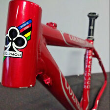 "Medium 17.5"" Colnago Cross 26"" Scandium Aluminum Alloy Hardtail Frame Red"