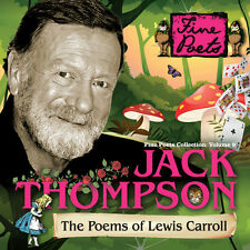 Fine Poets Collection Vol 9 The Poems Of Lewis CARROLL by Jack THOMPSON *SEALED*