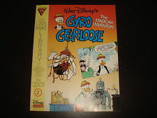 CARL BARKS LIBRARY - WALT DISNEY'S GYRO GEARLOOSE #2 - Gladstone Album