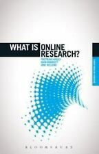 NEW - What is Online Research?: Using the Internet for Social Science Research