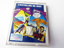 The Way of the Exploding Fist/Fighting Warrior Amstrad CPC pal juego Game Disk