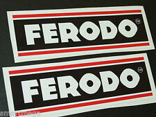FERODO Classica Motorsport Decalcomania / Adesivo 2 off 160mm x 50mm