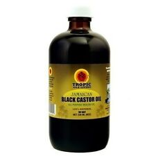Tropic Isle Living Jamaican Black Castor Oil, 8 oz