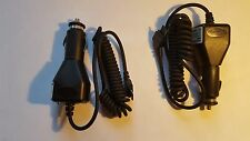 2pcs x ICC019 Car Charger to fit Samsung SGH-E900 D800 D820 D900 etc - clearance