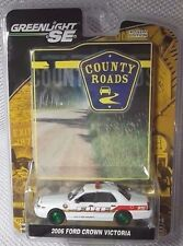 2006 FORD CROWN VICTORIA GREENLIGHT CountyRoads #3 GREEN MACHINE CHASE #58 of 90